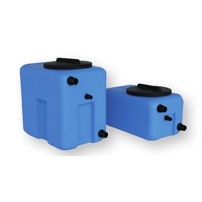 Serbatoio acqua alimenti in polietilene vaso for Serbatoio di acqua di rame