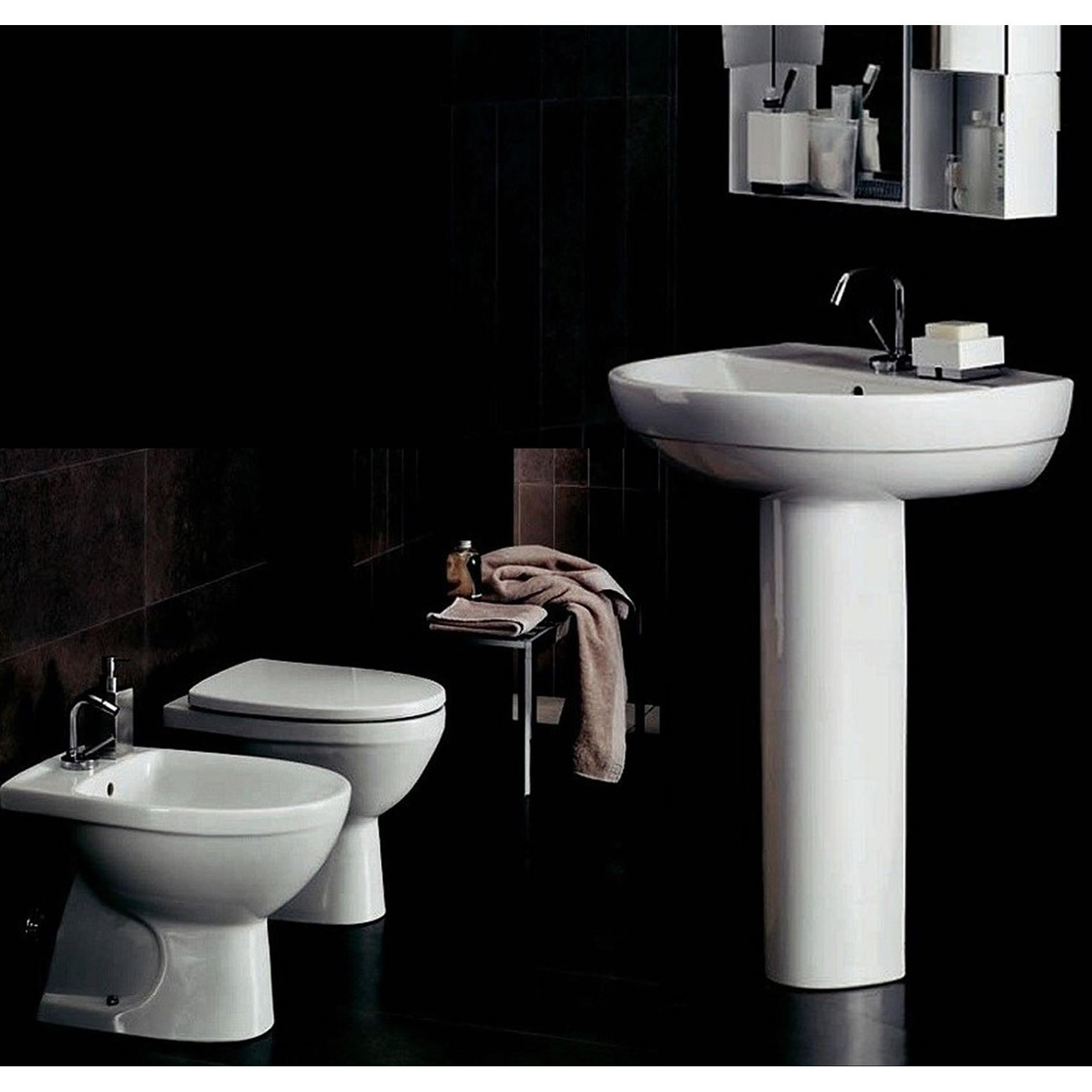 Sanitari da bagno a terra selnova 3 pozzi ginori lavabo - Produttori sanitari da bagno ...