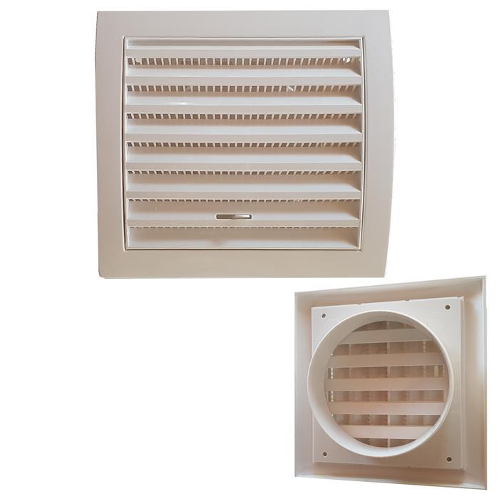 Griglia aria areatore areazione aereazione regolabile - Areatore per finestra ...