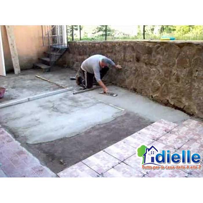 Rete elettrosaldata zincata per massetto pavimenti murature ebay - Asciugatura massetto per piastrelle ...